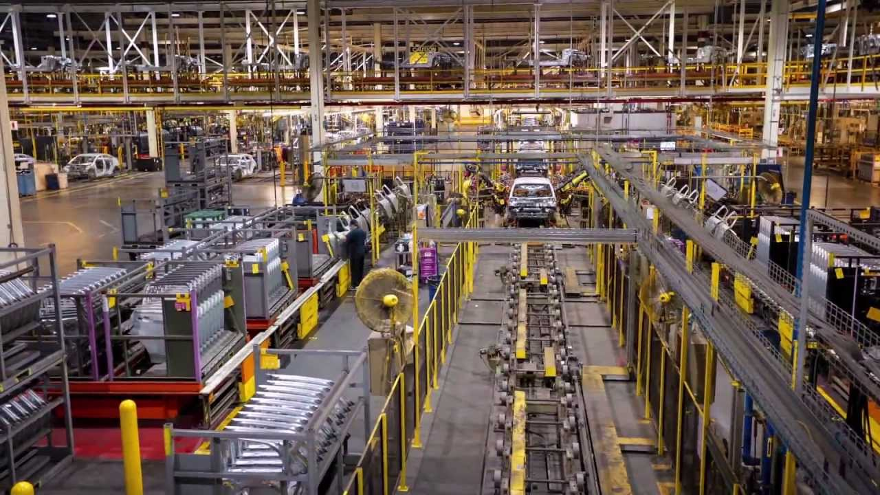 How to successfully run a manufacturing plant today