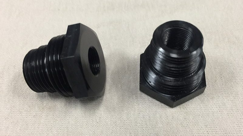 A Descriptive Guide on Installing a Solvent Trap Adapter