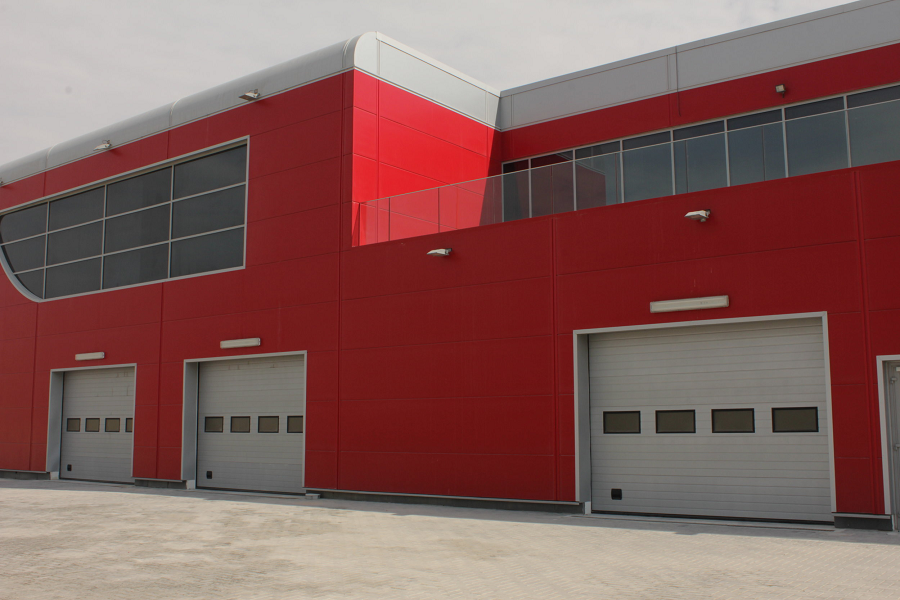 Industrial Roller Shutter Doors Serve as the Best Security Equipment For Businesses